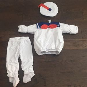 Ghost Busters Stay Puft Halloween Costume
